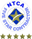 National Tile COntractors Association 5 Star Rating