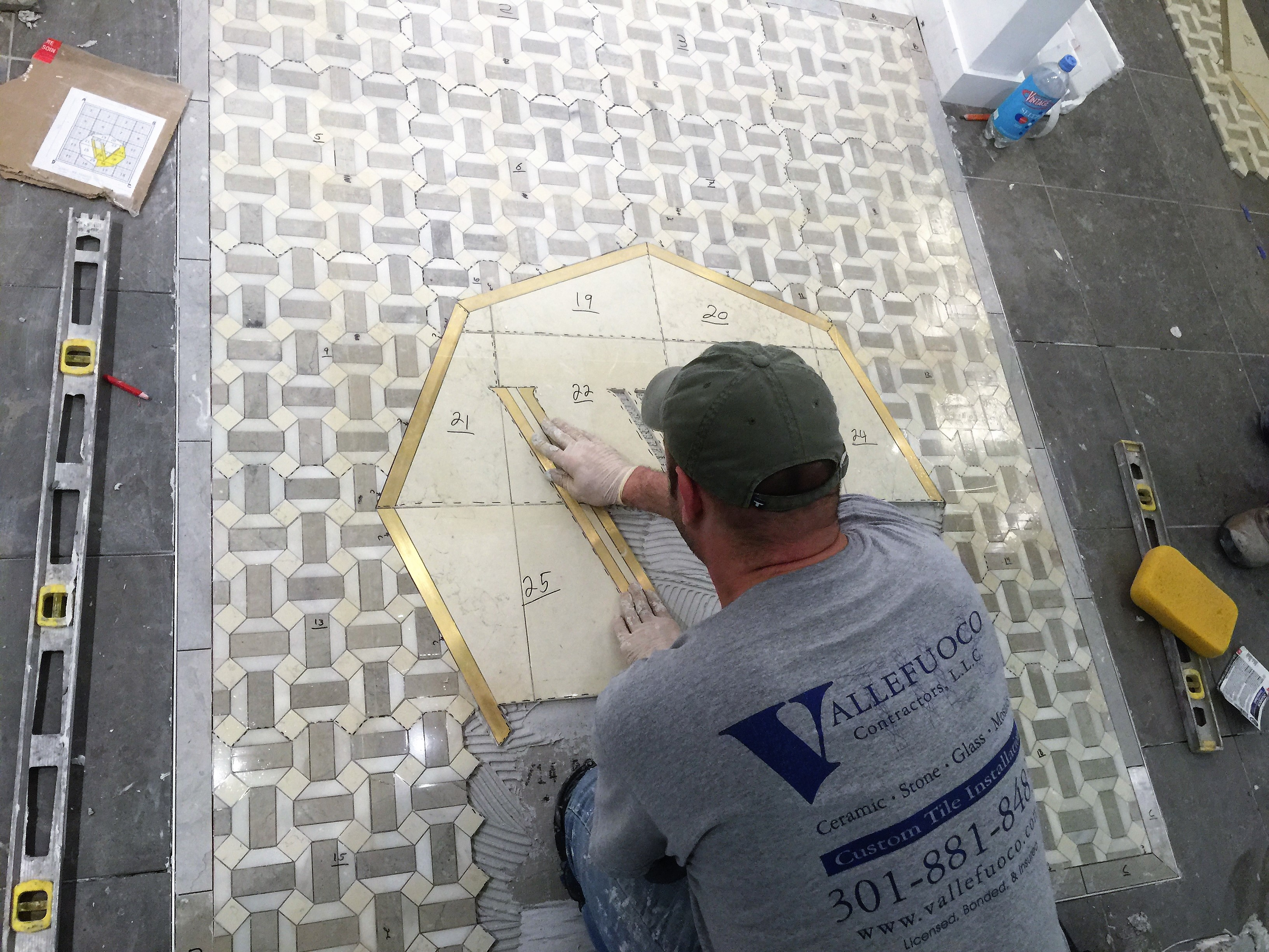 Now Hiring Expert Tile Installers