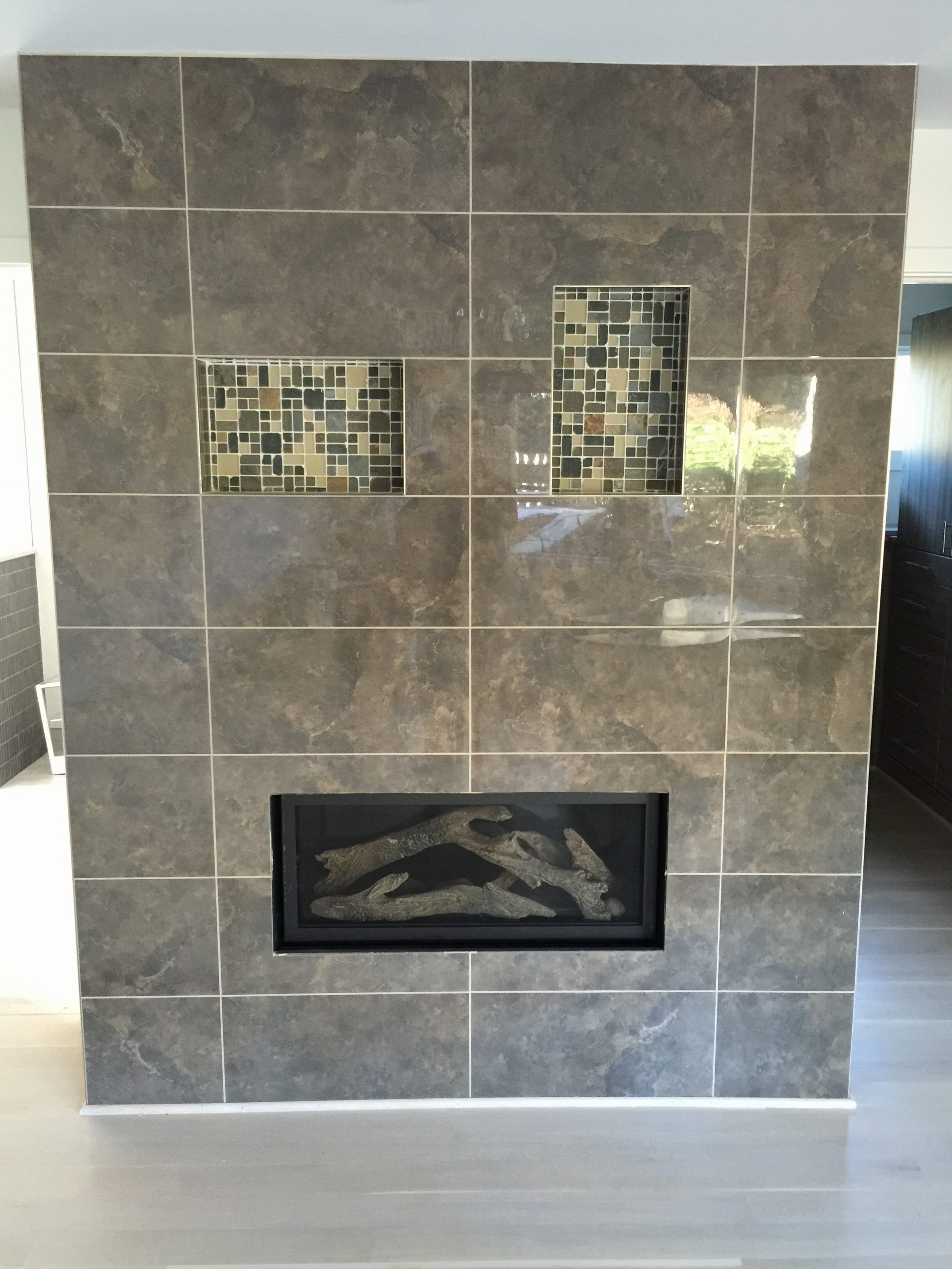 finished minimalistic wall using gorgeous floor tile and s black house oversized the pin ravine tiled to a fireplace ceiling porcelain