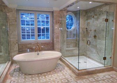 Bathroom Tile Ideas Photo Gallery | Vallefuoco Contractors
